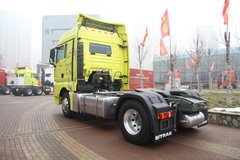 中国重汽 汕德卡SITRAK C7H重卡 440马力 4X2牵引车(ZZ4186V361HE1B) 卡车图片