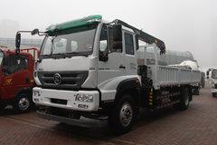 中国重汽 斯太尔 205马力 4X2 随车吊(AB5162JSQ) 卡车图片