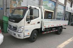 福田 奥铃TX  110马力 4.2米单排栏板轻卡(气刹)(BJ1049V9JDA-A1) 卡车图片