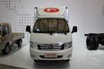 福田 时代K1 3.5T 3.34米厢式纯电动轻卡(BJ5036XXYEV2)66.6kWh