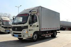 福田 欧马可BEV 82马力 4.2米单排纯电动厢式轻卡(BJ5041XXYEV)