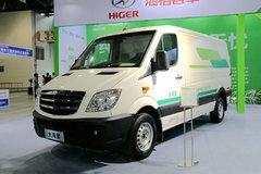 海格汽车 H5V 2016款 116马力 纯电动物流车