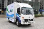 吉利远程 E200 豪华版 4.2米单排厢式纯电动轻卡(DNC5070XXYBEV01)