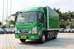 比亚迪T5 7.32T 4.15米单排纯电动厢式轻卡(BYD5070XXYBEV)