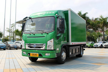 比亚迪T5 7.3T 4.2米单排纯电动厢式轻卡(BYD5070XXYBEV)