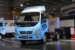 福田 奥铃EST 超级卡车 82马力 4.2米单排纯电动厢式轻卡底盘(BJ5041XXYEV)