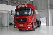 陕汽 德龙F2000重卡 290马力 4X2 牵引车(高顶双卧铺)(SX4185NM351)