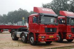陕汽 德龙F2000重卡 336马力 6X2 牵引车(加长高顶)(加强型)(SX4205NR279) 卡车图片
