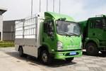 陕汽商用车 轩德E9 标载版 4.15米单排纯电动厢式轻卡(SX5043CCYBEV331L)图片