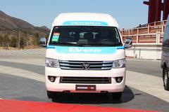 福田商务车 风景G9 99马力 纯电动封闭厢式货车