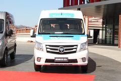 福田商务车 图雅诺EV 82马力 纯电动封闭厢式货车