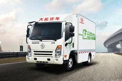 大运 E3 68马力 4.2米纯电动厢式轻卡(DYX5040XXYBEV1CAG0)