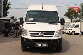南京金龙 开沃D11 6米纯电动封闭货车
