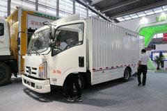 东风特商 4.2米单排纯电动厢式轻卡(EQ5070XXYTBEV3)