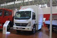 东风 凯普特 3.4米单排纯电动厢式轻卡(EQ5070XXYACBEV1)