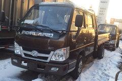 福田时代 小卡之星Q2 112马力 汽油/CNG 3.05米双排栏板微卡(BJ1032V5AL5-N5) 卡车图片