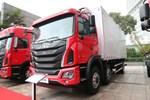江淮 格尔发K5W 320马力 8X4 9.6米冷藏车(HFC5321XLCP1K4H45S3V)图片
