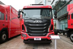 江淮 格尔发K5L 220马力 4X2 6.8米冷藏车(HFC5181XLCP3K3A57V)