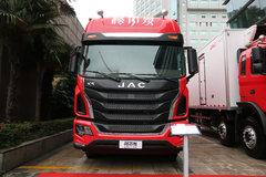 江淮 格尔发K5W重卡 280马力 4X2 9.61米厢式载货车(HFC5181XXYP1K4A70S7V) 卡车图片