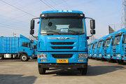 青岛解放 龙V中卡 180马力 4x2 7.6米厢式载货车(CA5161XXYPK2L5E5A80-3)