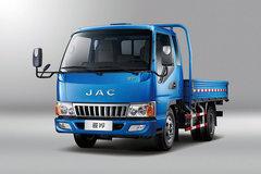 江淮 骏铃E3 82马力 3米排半栏板轻卡(HFC1042P93K3B3) 卡车图片