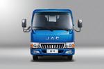 江淮 骏铃E3 120马力 4.15米单排厢式轻卡(HFC5041XXYP93K1C2V)