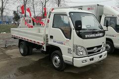 福田时代 小卡之星Q2 87马力 4X2  3.3米单排栏板微卡(BJ1032V4JV3-B4) 卡车图片