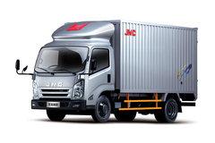 江铃 凯锐800H 基本款 152马力 5.1米单排厢式轻卡(宽体)(JX5087XXYXKA2) 卡车图片