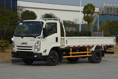 江铃 凯运升级版 宽体 普通款 116马力 4.1米单排栏板轻卡(气刹)(JX1045TG25)