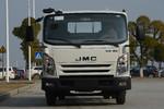 江铃 凯运升级版 116马力 3.16米双排栏板轻卡(JX1044TSG25)图片