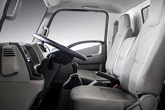 江铃 凯运升级版 宽体 普通款 116马力 4.1米单排栏板轻卡(气刹)(JX1045TG25) 卡车图片