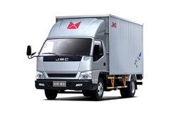 江铃 顺达宽体 普通款 116马力 4.02米单排厢式轻卡(JX5048XXYXGC2)图片