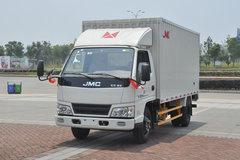 江铃 顺达 普通款 109马力 4.2米单排厢式轻卡(JX5044XXYXGE2) 卡车图片