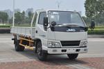 江铃 顺达窄体 豪华款 116马力 4.22米单排栏板轻卡(JX1041TG25)