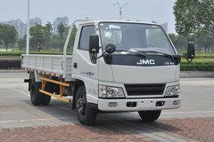 江铃 顺达 普通版 109马力 3.7米单排栏板轻卡(低货台)(JX1041TCB24) 卡车图片