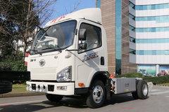 解放 J6F 68马力 3.7米单排纯电动厢式轻卡底盘(CA5042XXYP40LEVA84-3)