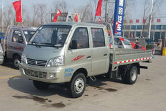 北汽黑豹 H3 68马力 柴油 3米双排栏板微卡(BJ1030W10FS)