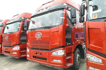 一汽解放 J6P重卡 质惠版 420马力 6X4牵引车(CA4250P66K24T1A1E5)图片
