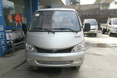 北汽黑豹 H7 68马力 柴油 2.5米双排栏板微卡(BJ1026W10FS) 卡车图片