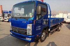 凯马 凯捷 87马力 4.2米单排栏板轻卡(KMC1042A33D5) 卡车图片