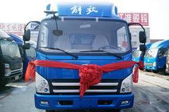 解放 虎V 95马力 4.21米单排仓栅载货车(潍柴)(CA5047CCYP40K50L1E5A84-1)