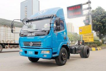 东风 多利卡D6 140马力 4.17米单排仓栅式轻卡底盘(EQ5041CCY8BD2AC)