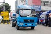 东风 多利卡D6 重载山区版 140马力 4.17米单排厢式轻卡底盘(EQ5041XXY8BD2AC)