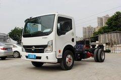 东风 凯普特K6-N 140马力 4.1米单排厢式轻卡底盘(EQ5041XXY5BDFAC) 卡车图片