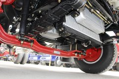 东风 凯普特K6-L 150马力 4.17米单排厢式轻卡底盘(EQ5041XXY8BDBAC)