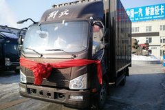 解放 J6F 150马力 4.21米单排厢式轻卡(CA5046XXYP40K2L1E5A84-3) 卡车图片