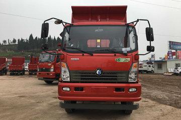重汽王牌 7系 156马力 4.14米自卸车(CDW3162A1R5)