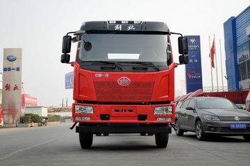 一汽解放 J6L中卡 180马力 4X2 4.5米自卸车