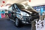 福特汽车 途睿欧Titanium 精睿版自动 203马力 2.0T 封闭式货车(JX6503PD-L5)