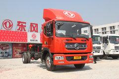 东风 多利卡D9 160马力 4X2 6.8米排半厢式载货车底盘(EQ5161XXYL9BDGAC) 卡车图片